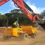 earth works and soil conditioning